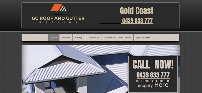 GC Roof and Gutter Repairs