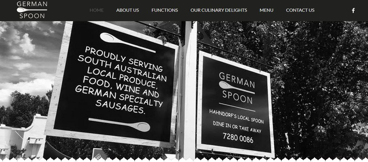 German Spoon