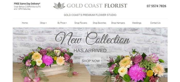 Gold Coast Florist