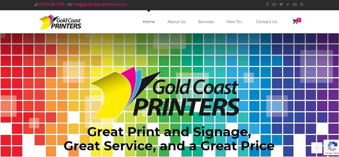 Gold Coast Printers