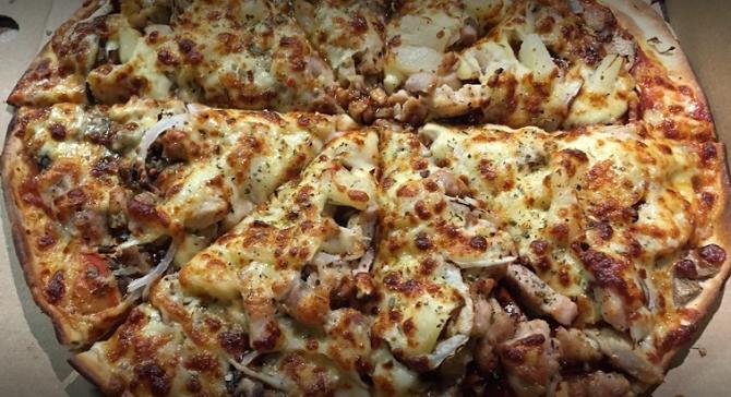 Gourmet Pizza & Pasta
