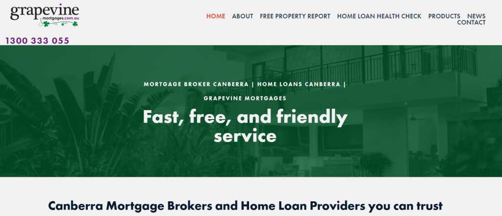 Best Mortgage Brokers in Canberra