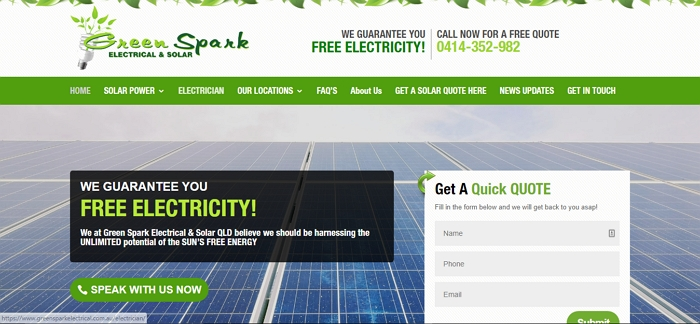 Green Spark Electrical & Solar