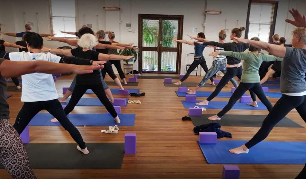 Hamilton Yoga - Iyengar Yoga School