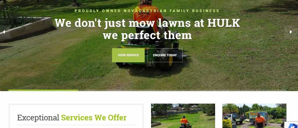 Hulk Yard and Lawn Services