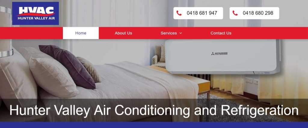Hunter Valley Air Conditioning and Refrigeration