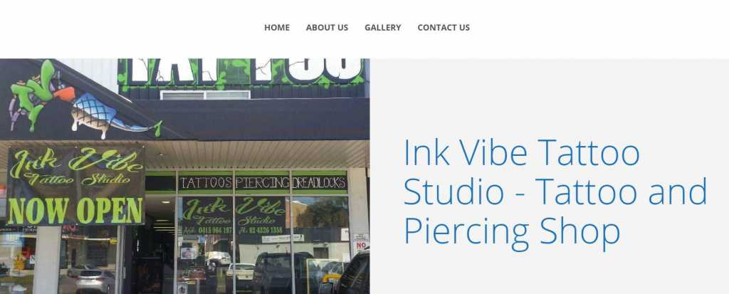 Ink Vibe Tattoo Studio