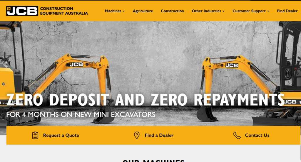 Best Heavy Equipment Dealers in Melbourne