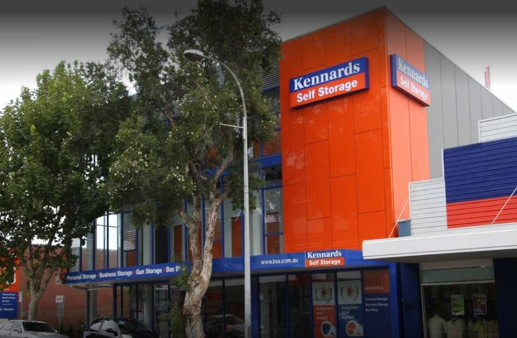 Kennards Self Storage Newcastle