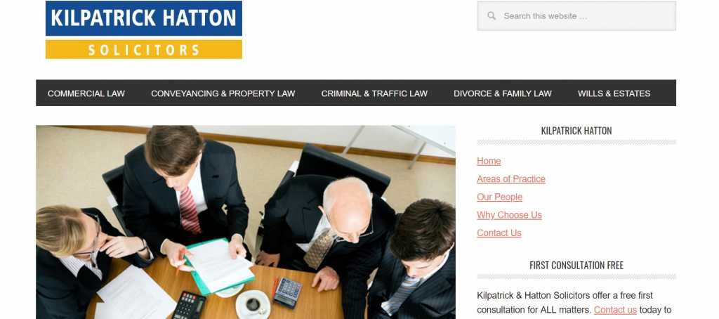 Kilpatrick Hatton Solicitors