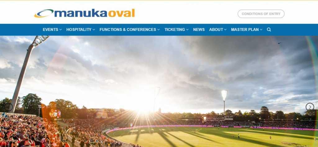 Best Stadiums in Canberra