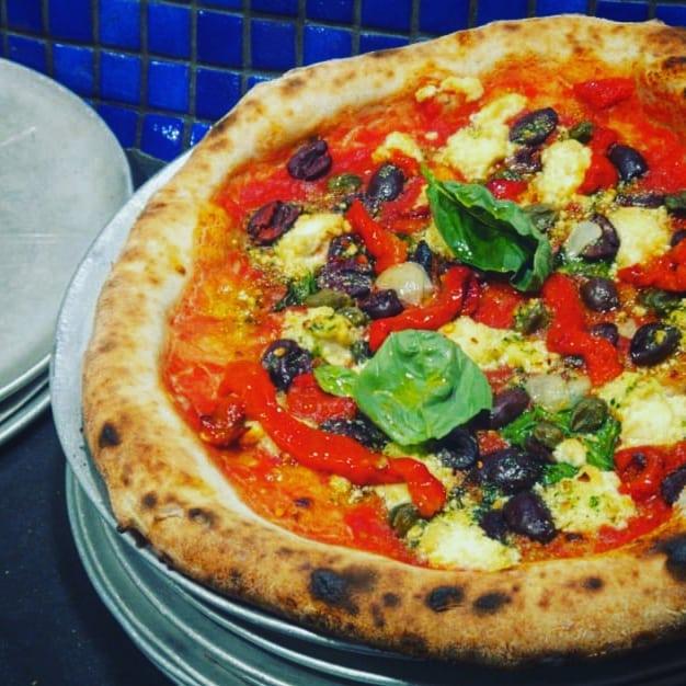 Masa Madre Sourdough Pizza