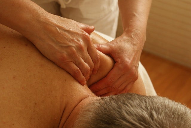 Massage Therapy. Source: Pexels