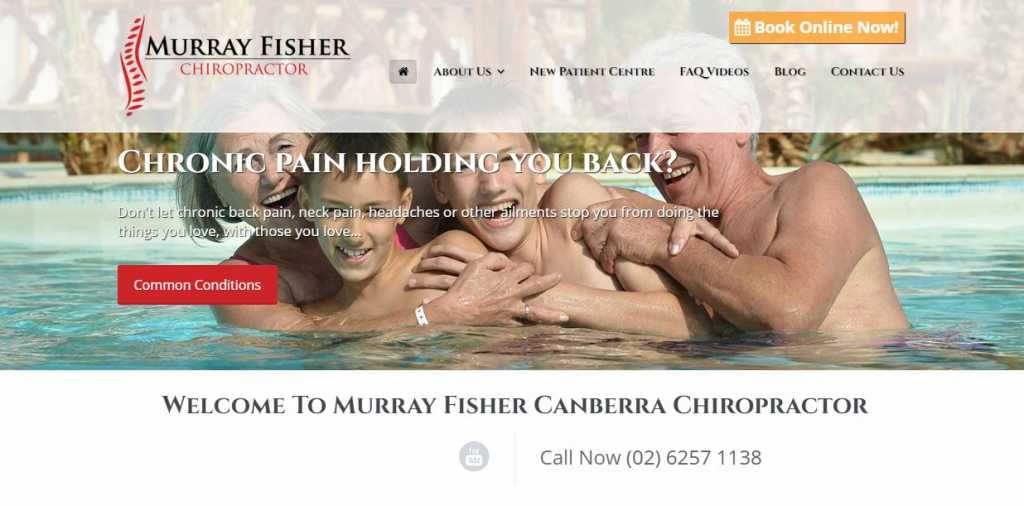 Best Chiropractor Centres in Canberra