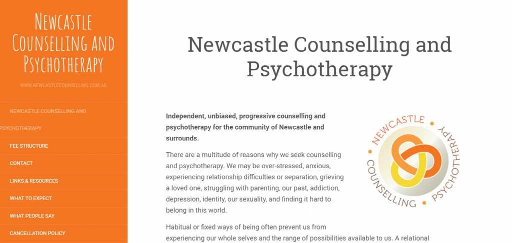 Newcastle Counselling and Psychotherapy