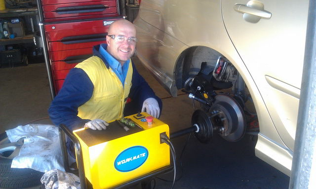 Newcastle Mobile Brake Specialists