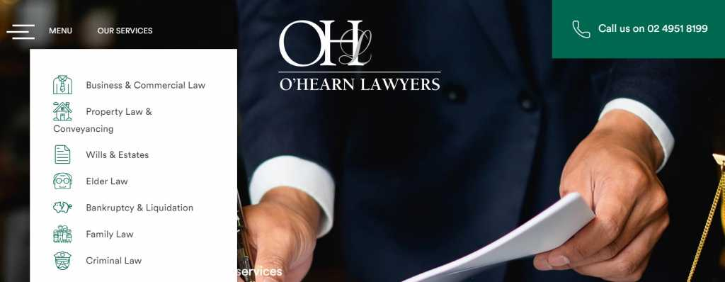 O'Hearn Lawyers