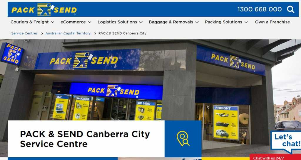 Best Courier Services in Canberra