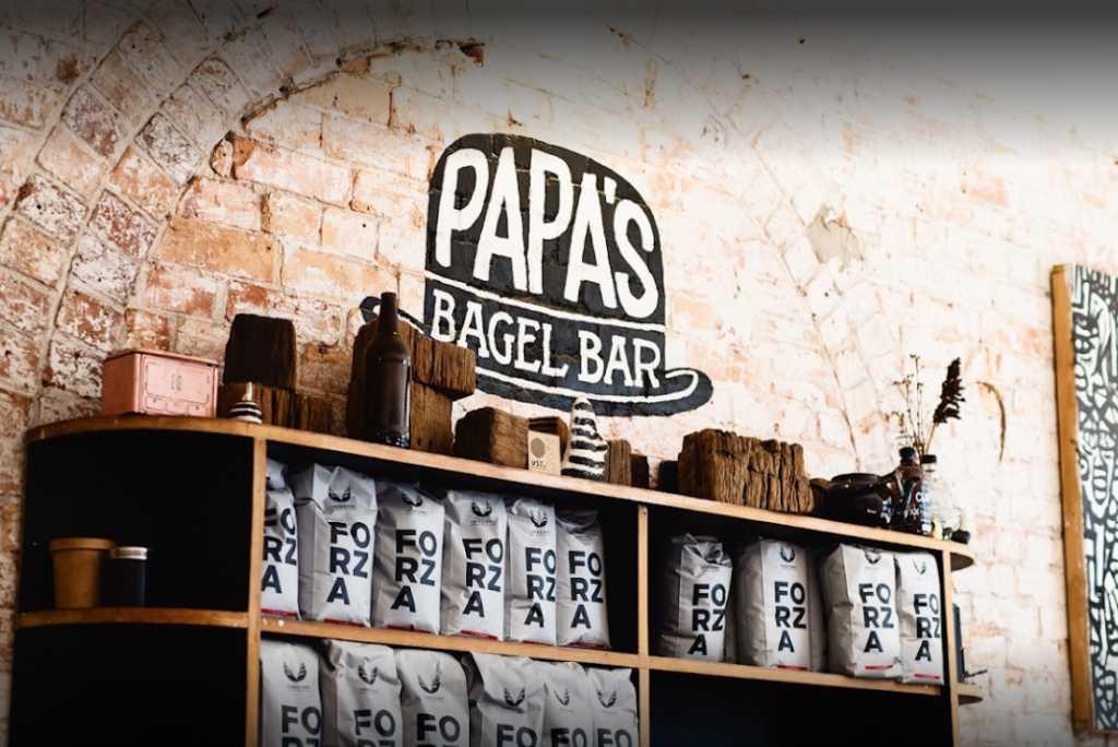 Papa's Bagel Bar