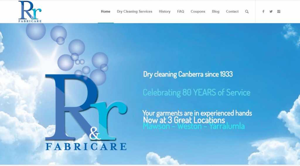 Best Dry Cleaners in Canberra