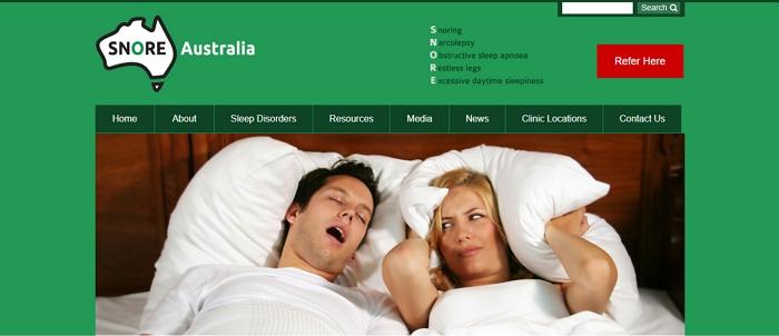 SNORE Australia