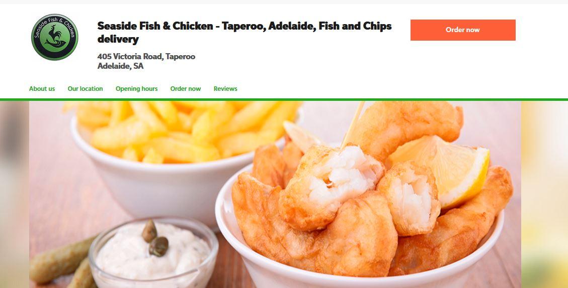 Seaside Fish & Chicken
