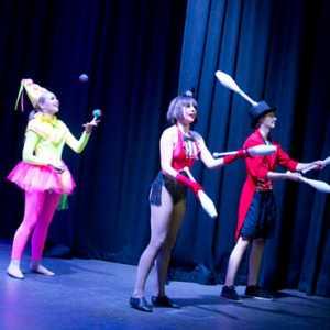 Showbiz Express Circus & Dance