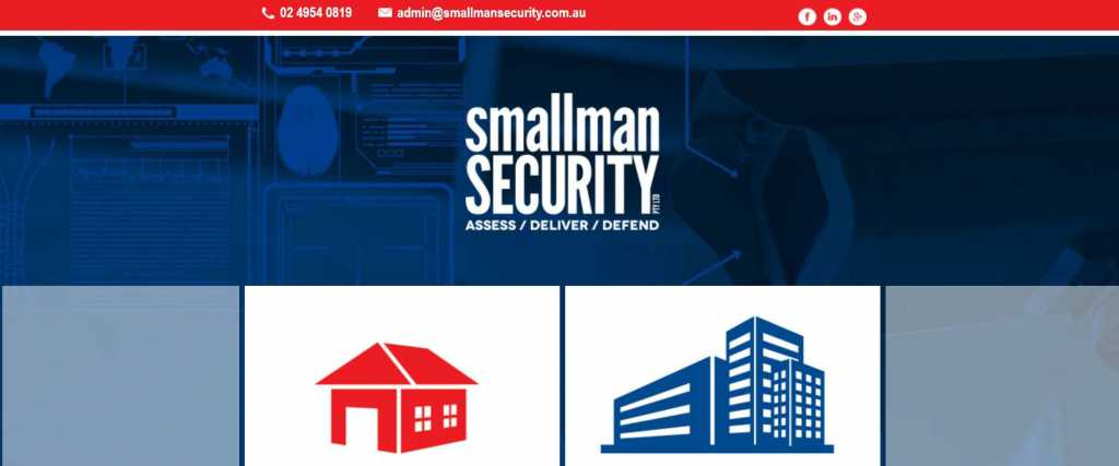 Smallman Security Pty Ltd