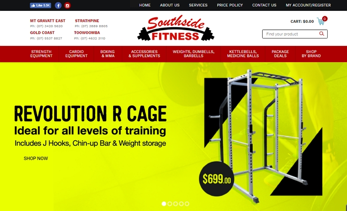 Southside Fitness