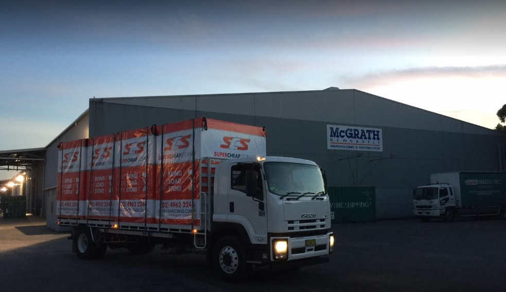 Supercheap Self Storage Newcastle