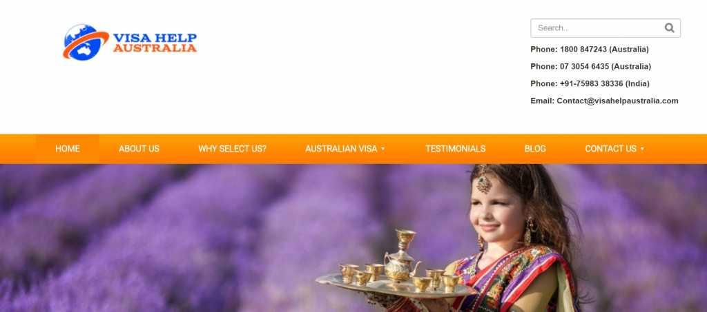 Visa Help Australia Pty Ltd