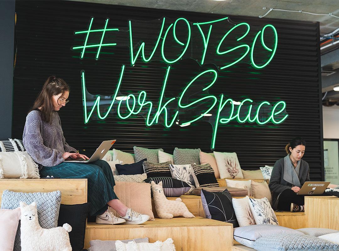 coworking space in Hobart