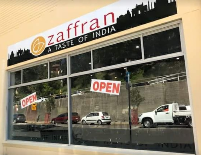 Zaffran Indian Restaurant and Takeaway