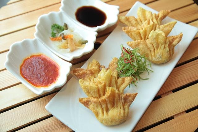 Deep Fried Dumplings. Source: Pexels