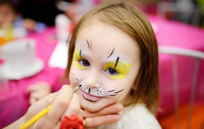 Best Face Painting in Gold Coast