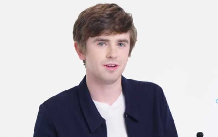 Freddie Highmore expands production ventures with 'Homesick'