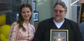 Guillermo del Toro on his friendship with singer Lana Del Rey