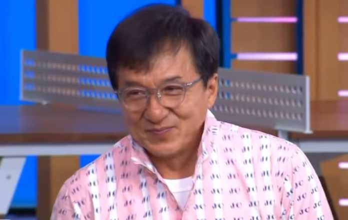 Jackie Chan airs out his thoughts on the Hong Kong protests