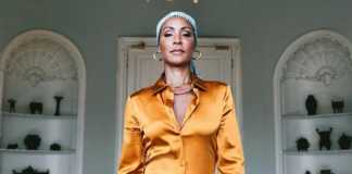 Jada Pinkett Smith on finding happiness in her 40s