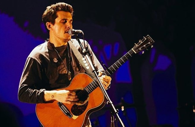 John Mayer is granted a restraining order against obsessed stalker