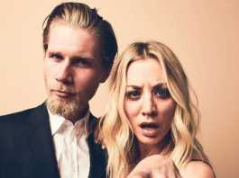 Kaley Cuoco and her husband still don't live together after a year of marriage