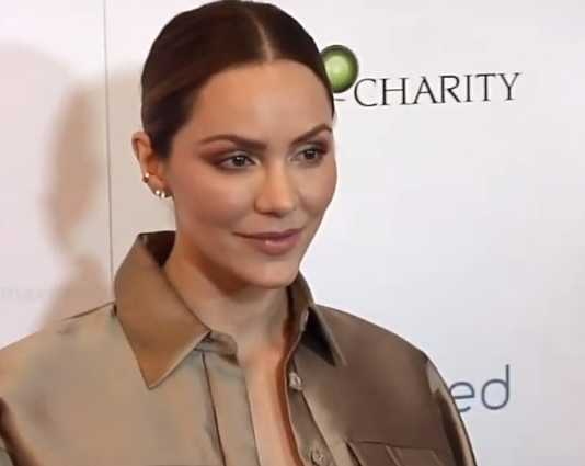 Katharine McPhee Foster opens up on taking David Foster's name