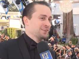 Kieran Culkin on 'Leaving Neverland' allegations against Michael Jackson