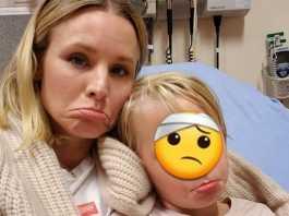 Kristen Bell reveals daughter's emergency hospital visit