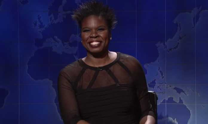 Leslie Jones ends her 5-season run on Saturday Night Live