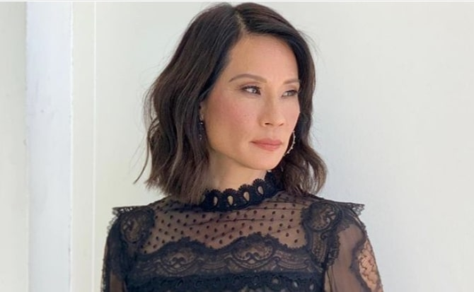 Lucy Liu shares thoughts about the latest Charlie's Angels reboot
