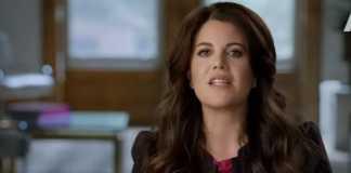 "Monica Lewinsky producing Bill Clinton affair series to ""reclaim my narrative"""