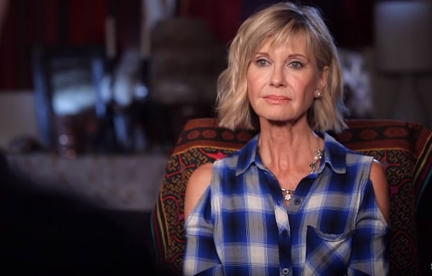 Olivia Newton-John isn't letting her spirit be broken by stage 4 cancer
