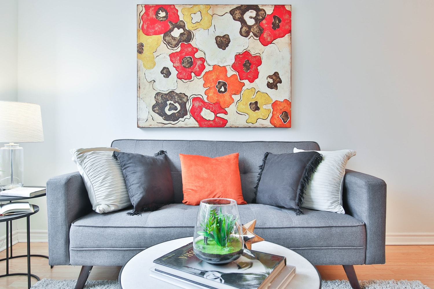 5 tiny living room updates that make a huge difference