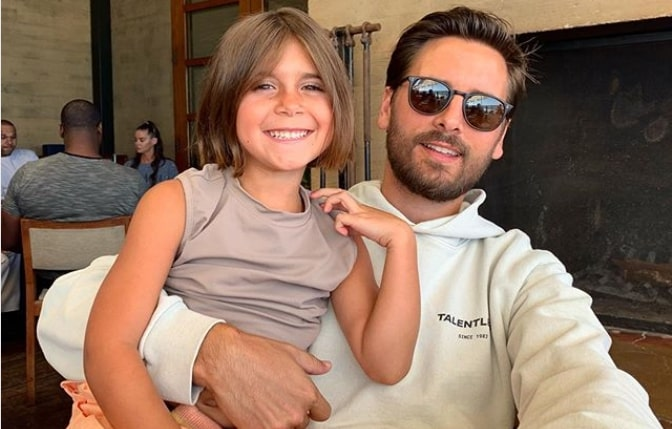 "Scott Disick gets real on fatherhood: ""I did not know how to be a dad"""
